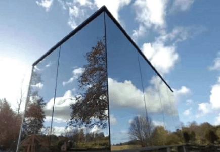 One-Way Smart Glass